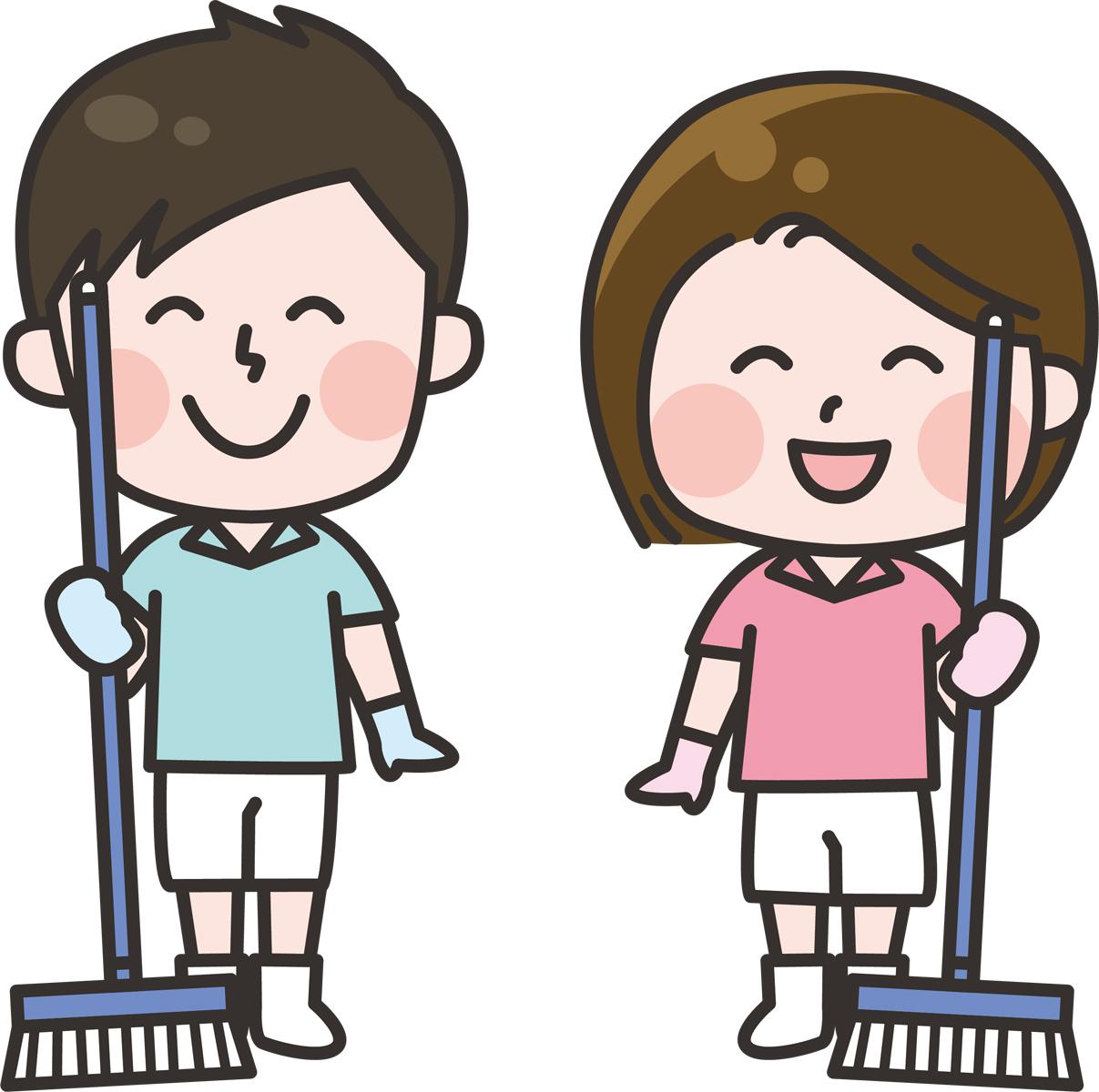 気配り目配り心配りを育む掃除の価値!環境が人をつくる