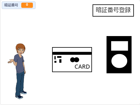 小学生必見!簡単なプログラム!総合的な学習の時間「カード認証」