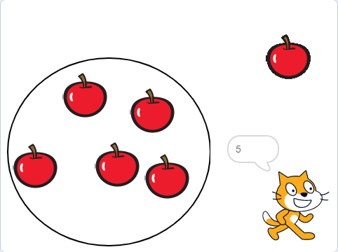 小学生必見!簡単なプログラム!算数の授業「数え方」