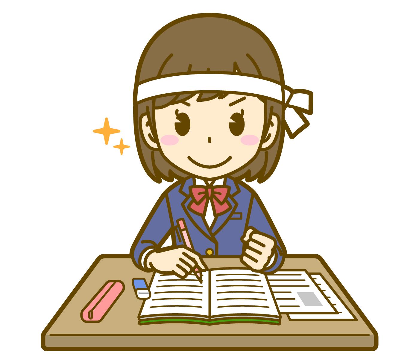 中学生に伝える集中力の高め方