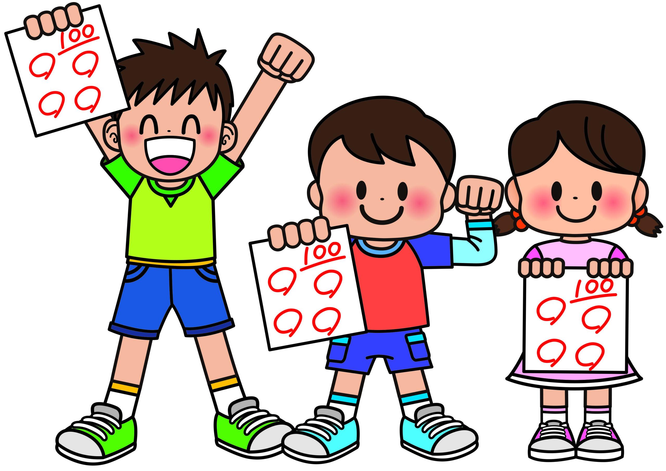 中学生の結果が出る努力の仕方や考え方